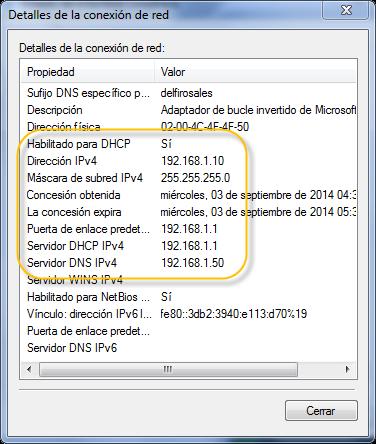 Servidor dhcp en el cisco asa seguridad y redes for Cisco show pool dhcp