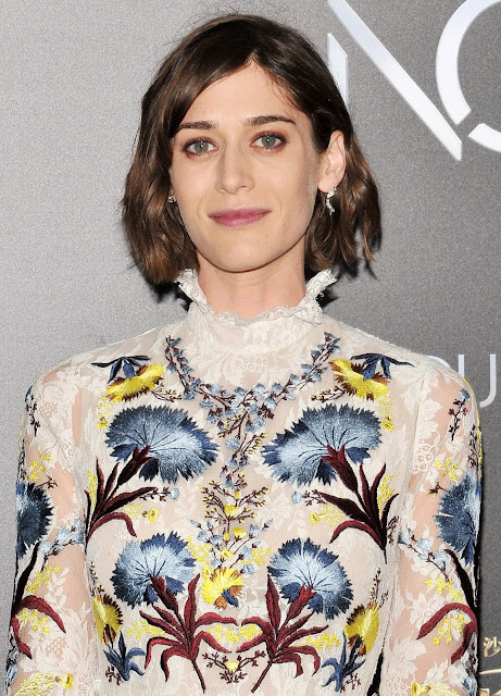 "Actress, @ Lizzy Caplan - ""Now You See Me 2"" Premiere New York City"