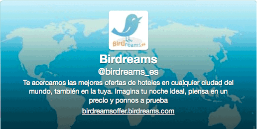 birdreams travel twitter viajar barato