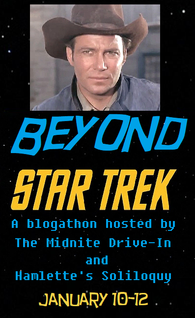 Beyond Star Trek Blogathon