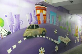 Artystyczne malowanie obrazów na ścianie, wykonywanie murali, warszawa