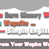 How to Earn Money With Your Wapka Wap Site