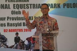 Anies: Jokowi Bukan Bangsawan, Tapi Bisa Jadi Presiden