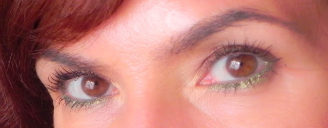Maquillaje de ojos fácil
