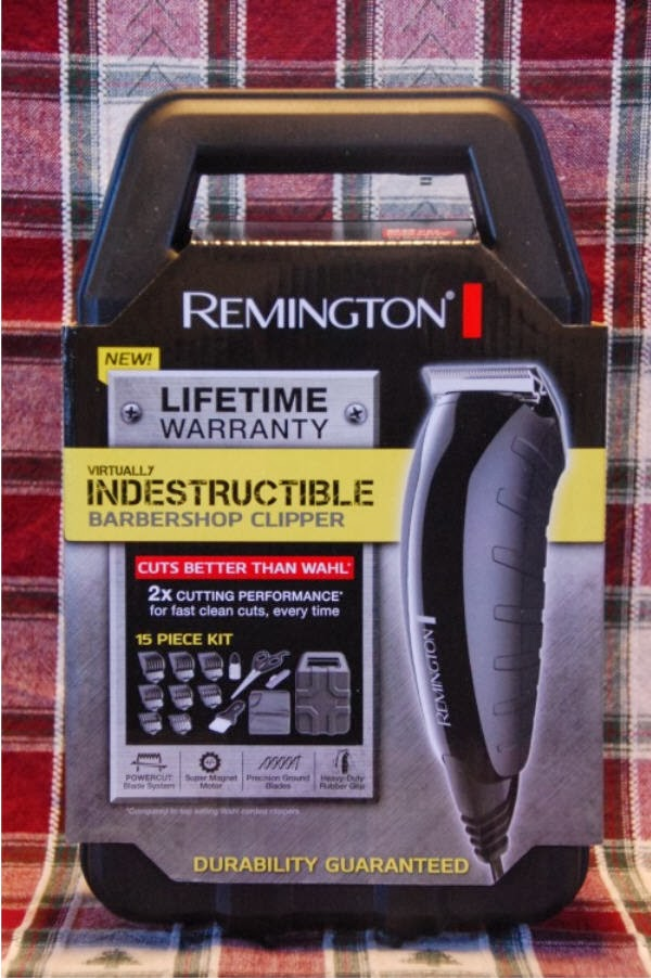 When Remington Got In Touch With Me To Review Their Virtually Indestructible Barber Clipper Set I Must Say Was Dubious
