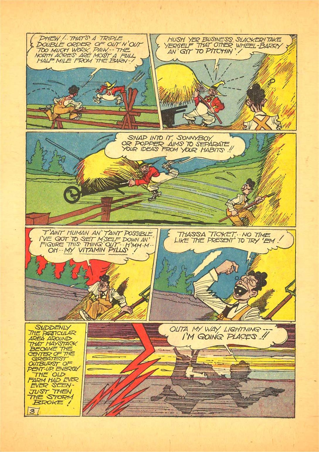 Read online Action Comics (1938) comic -  Issue #66 - 28