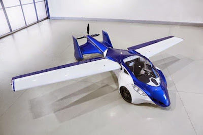 Dron aeromobil 3.0