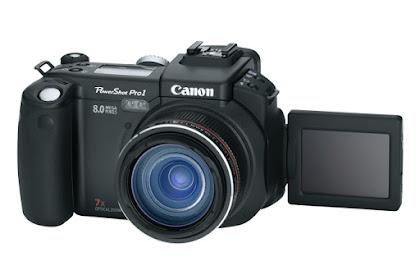 Canon PowerShot Pro 1 Driver Download Windows, Mac