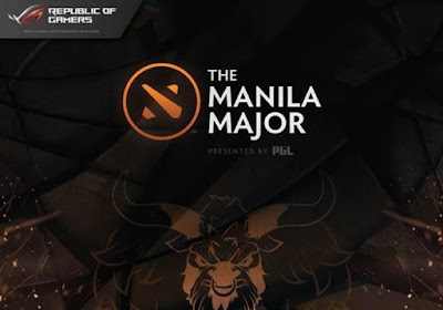 ASUS Republic of Gamers Powered The Manila Major