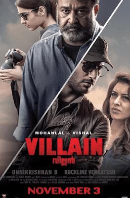 Villain 2017 Hindi Dual Audio Full Movie Download