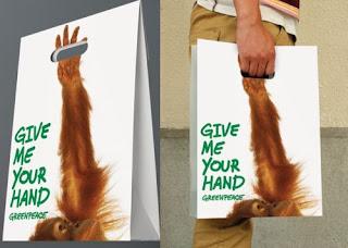 marketing de guerrilla greenpeace