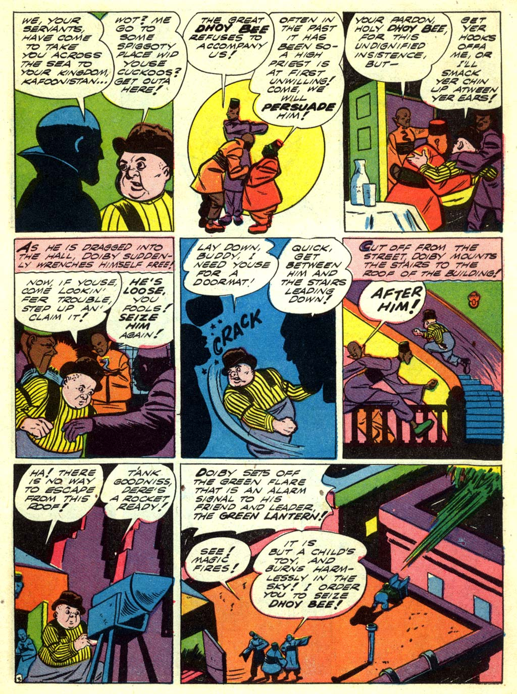 Read online All-American Comics (1939) comic -  Issue #40 - 5