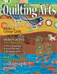 Quilting Arts Feb/Mar 2013