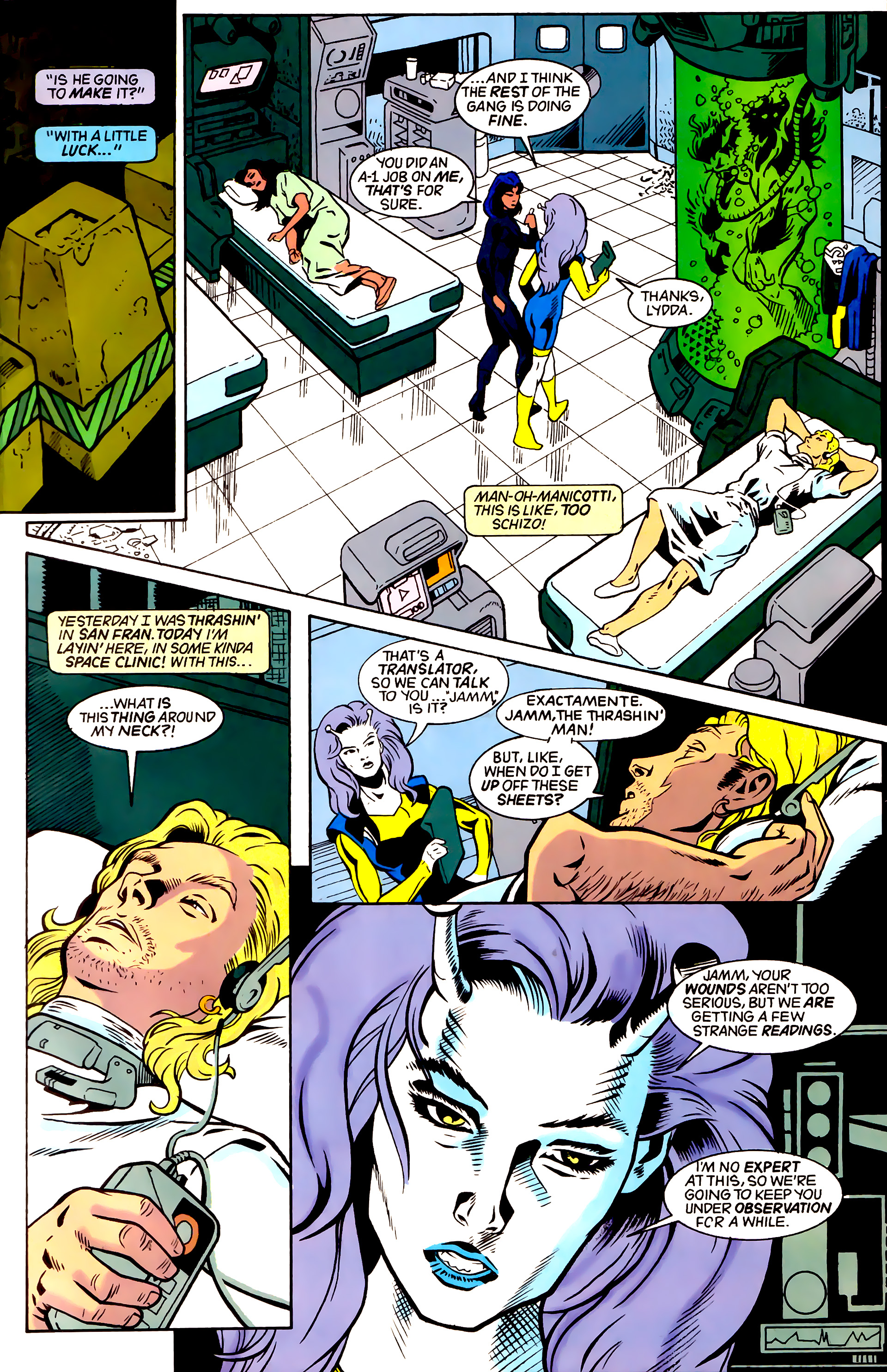 Legion of Super-Heroes (1989) _Annual_4 Page 23
