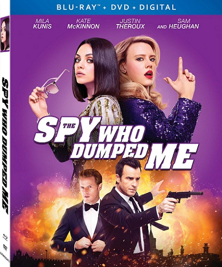 The Spy Who Dumped Me (Mi ex es un espía) (2018) 720p y 1080p BDRip mkv Dual Audio AC3 5.1 ch