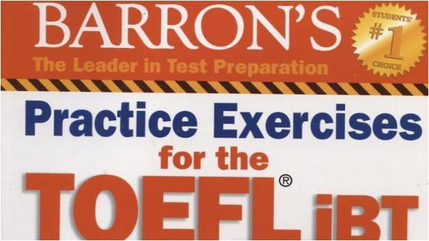 picture regarding Toefl Exercises Printable known as Train Fitness for TOEFL CDs English Music E-book
