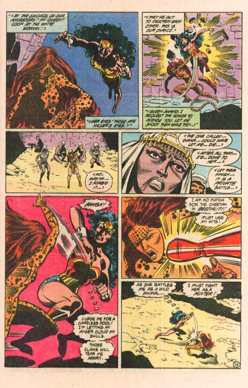 Read online Wonder Woman (1987) comic -  Issue #31 - 17