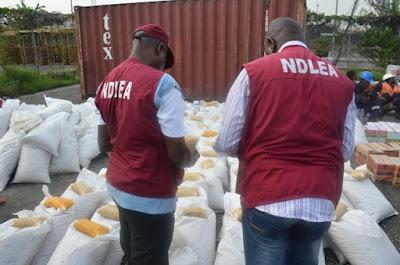 NDLEA arrests 131 suspects, seizes 263 kg illicit drugs