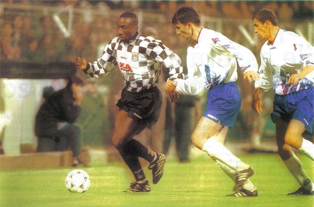 OCacifoDoRaúl: 1996/1997: Boavista 5-0 Dinamo Tbilisi