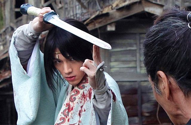 Hình ảnh phim Lưỡi Kiếm Bất Tử