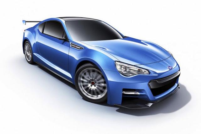 2015 Subaru BRZ Turbo Review & Price