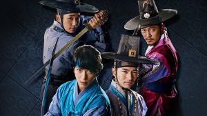 Nonton The Three Musketeers sub indo