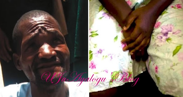 """A Herbalist Told Me To Always Have S.ex With My Daughter So I Can Became Wealthy"" – Katsina Man Confesses."