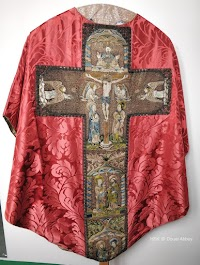 Ancient and Contemporary: The Douai Abbey Rose Chasuble