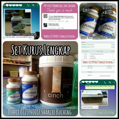 Pengedar Shaklee Kuching - Debbie 0123940017