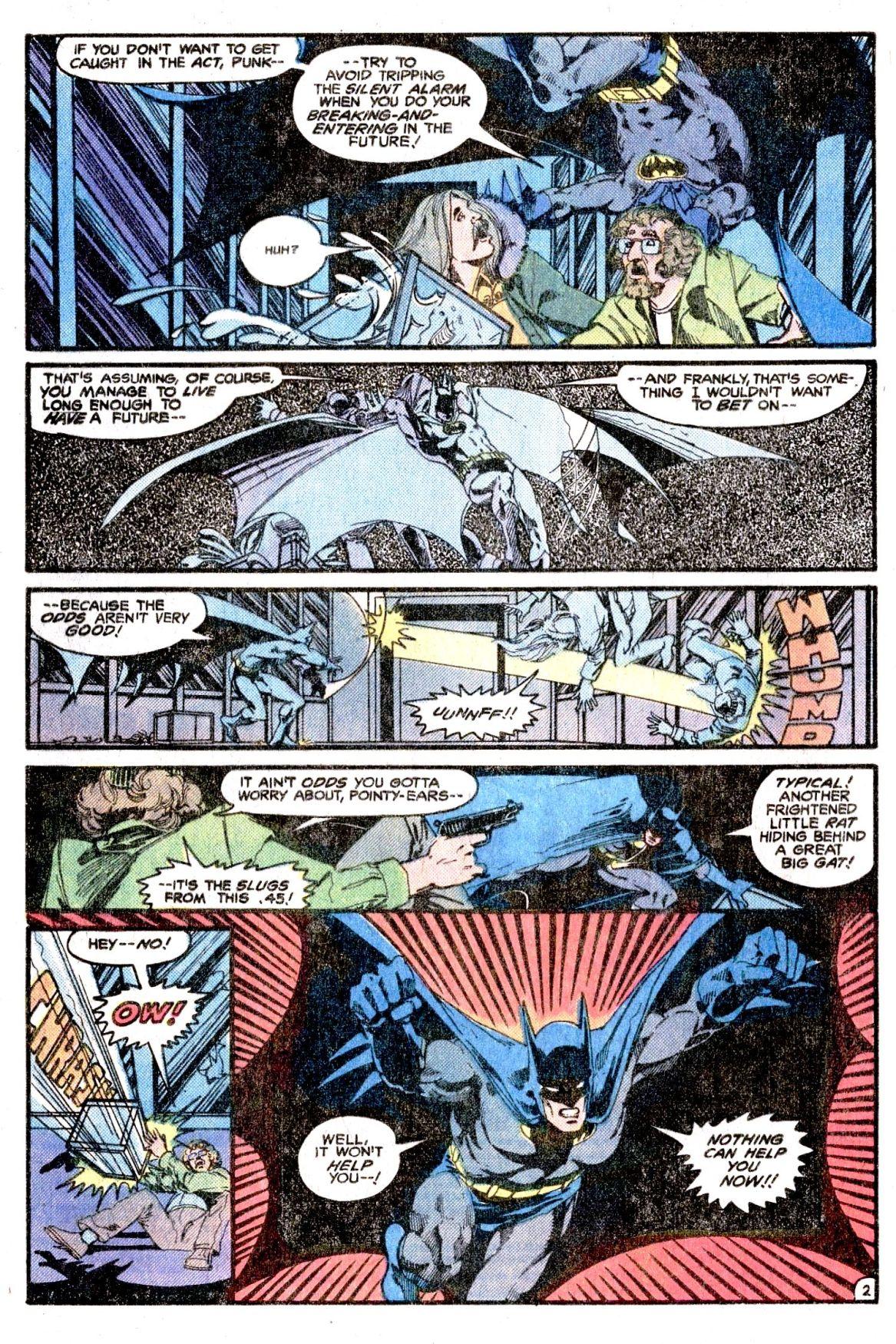 Detective Comics (1937) 478 Page 3