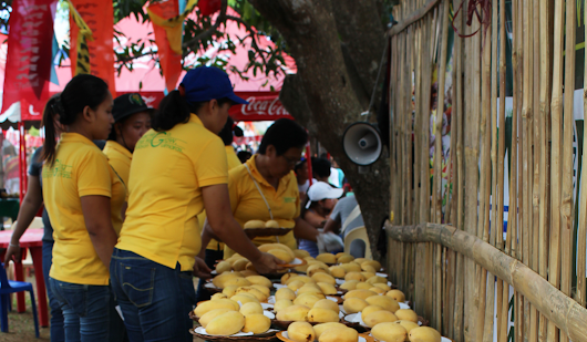 Join the Guimaras Mango-Eat-All-You-Can on May 11-22