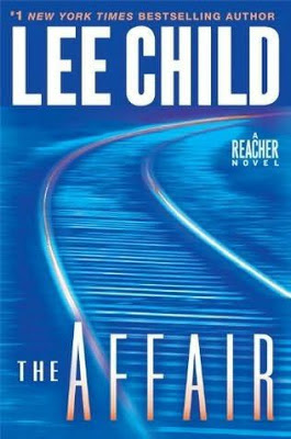 The Affair by Lee Child - book cover