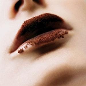 Labbra e cioccolato