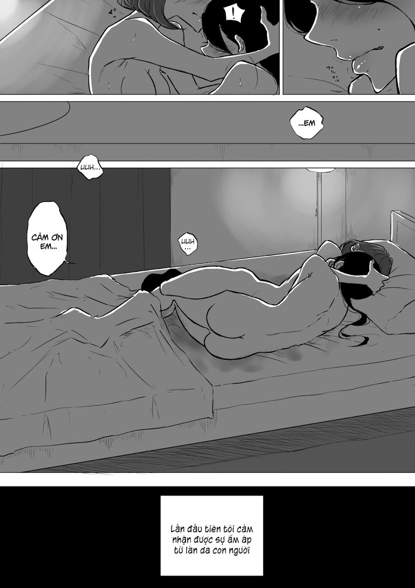 HentaiVN.net - Ảnh 29 - Tuyển tập Yuri Oneshot - Chap 145: I Went to a Lesbian Brothel and My Teacher Was There