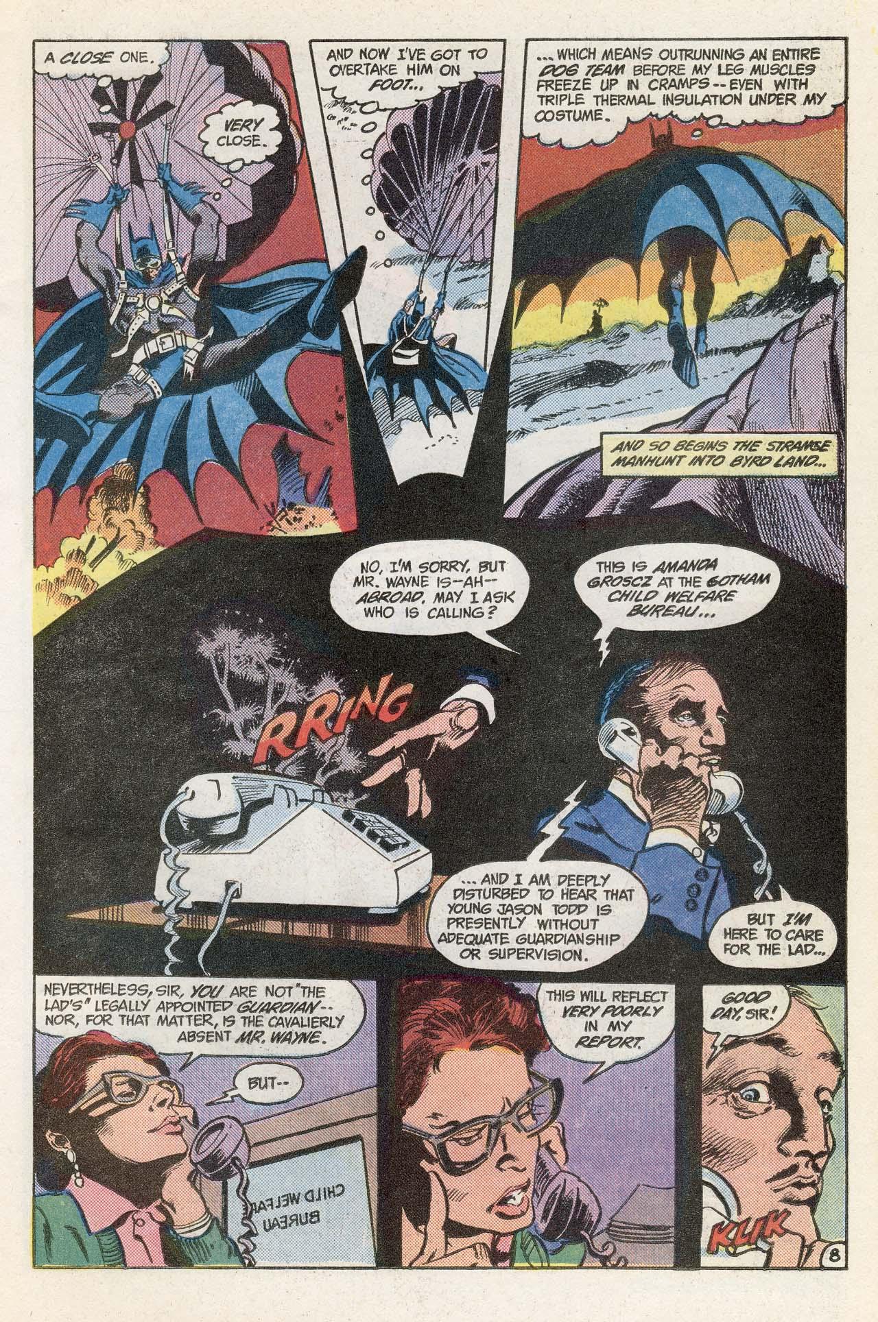 Detective Comics (1937) 541 Page 10