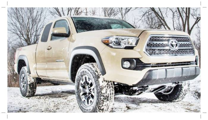 2017 toyota tacoma trd sport review canada toyota update review. Black Bedroom Furniture Sets. Home Design Ideas