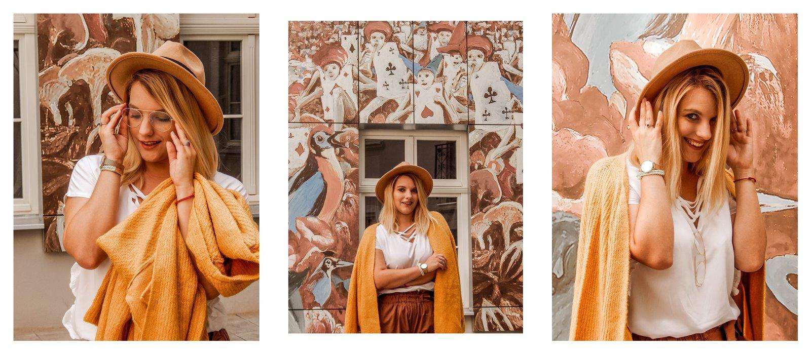 2 łódź podwórko artystyczne przy ul. Więckowskiego 4 murale łódzkie graffiti artystyczne podwórka miejsca które warto zobaczyć instafriendly miejsca w łodzi na sesje zdjęciowe dla blogerów ładne piękne kolorowe