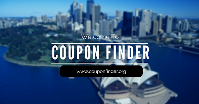 coupon finder discount codes charity