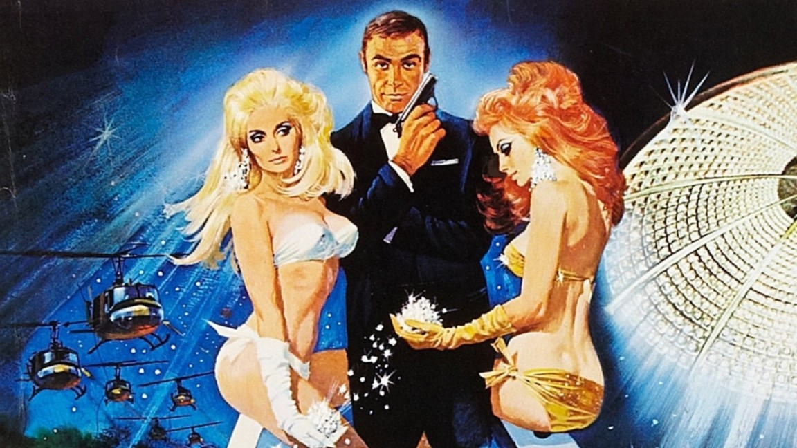 Diamonds Are Forever (james Bond 007)