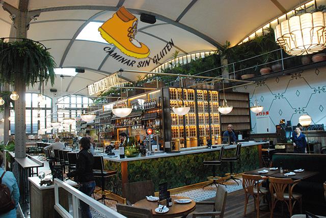 Restaurante de Barcelona