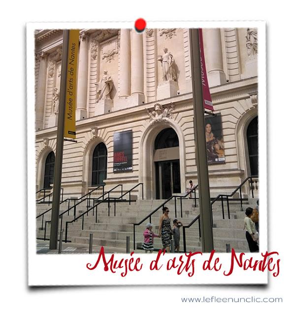 musée d'arts de Nantes, Pays de la Loire, Loire-Atlantique, FLE, le FLE en un 'clic'