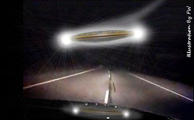 The Night a Deputy Sheriff Hit a UFO