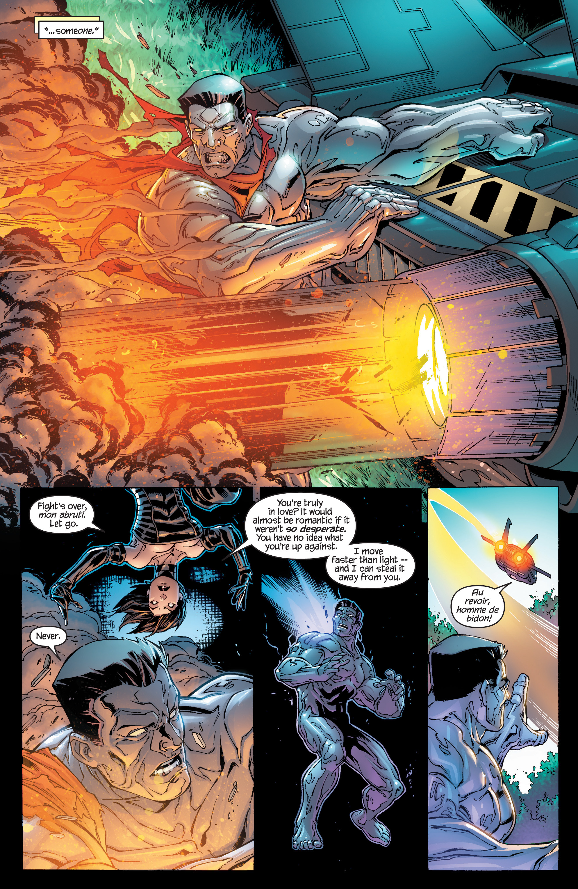 Read online Ultimate X-Men comic -  Issue #94 - 13
