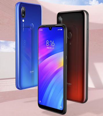 Redmi 7 with Snapdragon 632, 4000mAh Battery Launched