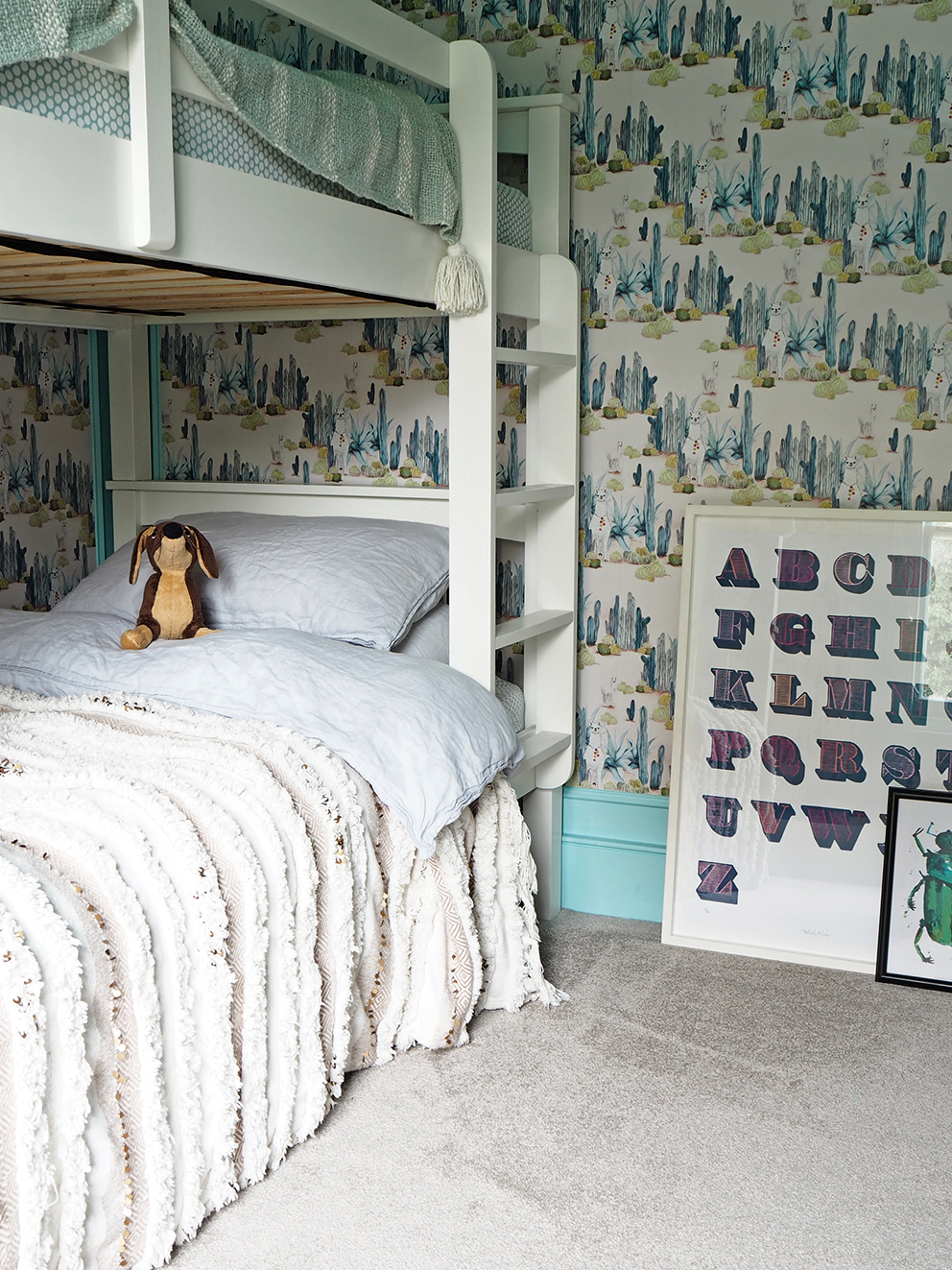 French For Pineapple Blog - Boys Bedroom