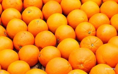 Апельсини корисні для зору