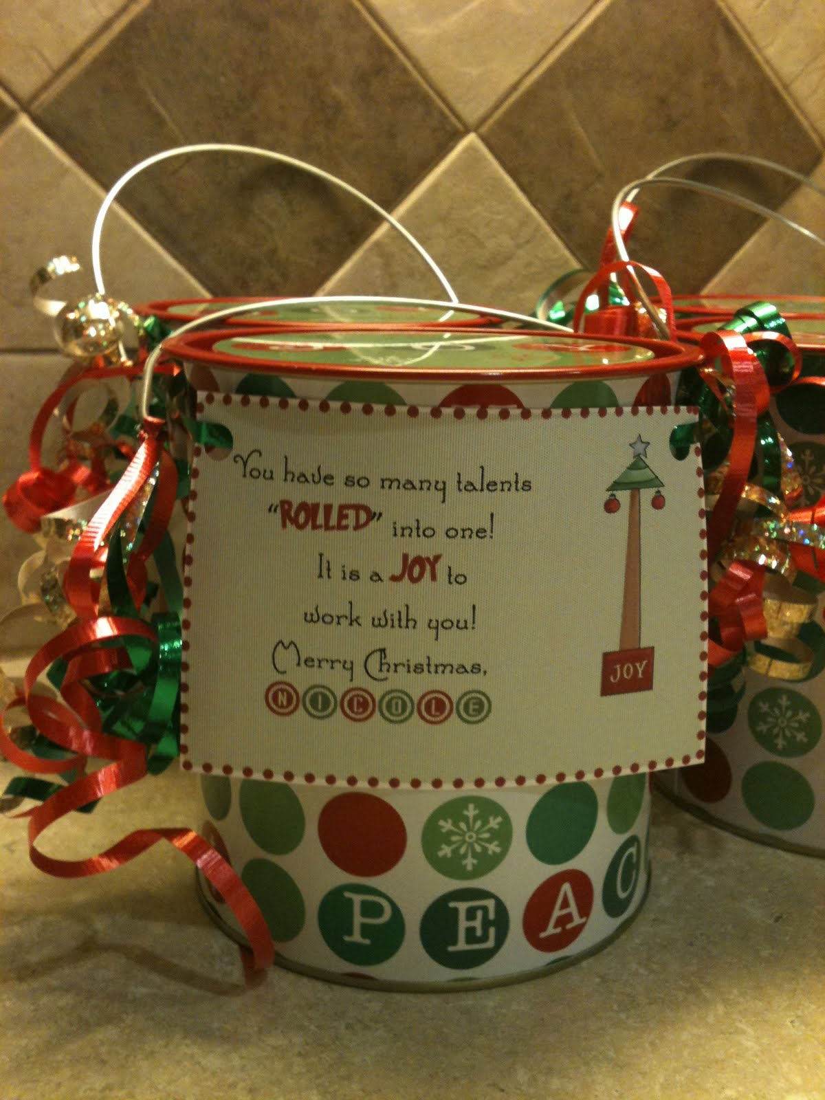 First Grade O.W.L.s: X-mas gifts for parents and teachers ...