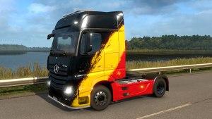 Finland and Belgium Paint Jobs DLC's