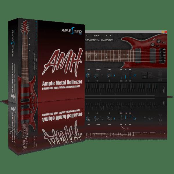 Ample Metal Hellrazer III v3.2.0 Full version
