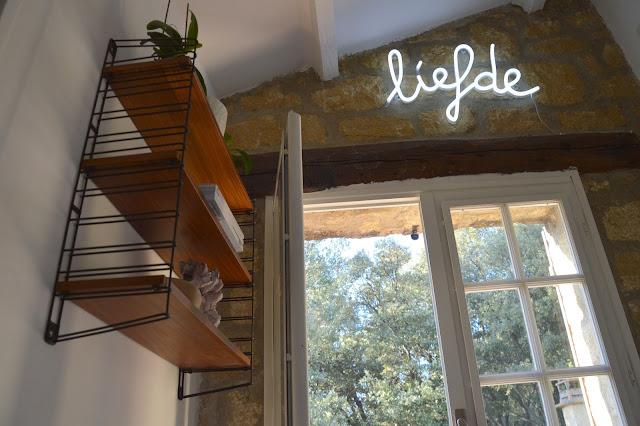 Maison malauc ne renoveren de mezzanine ons plekje - Mezzanine verlichting ...
